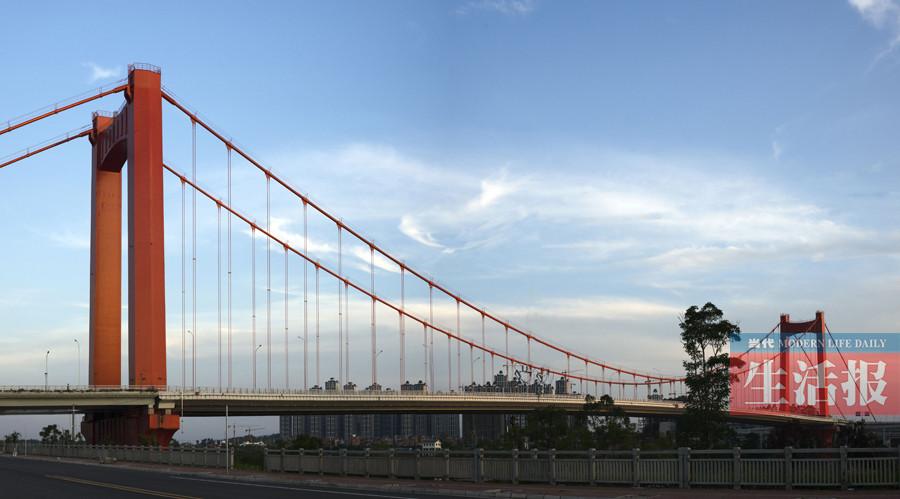 高清:他用3年观察发现南宁25座大桥的美