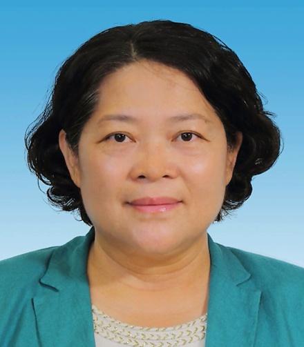 严植婵任广西壮族自治区副主席