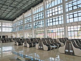 7月28日焦点图:桂林汽车客运南站即将启用