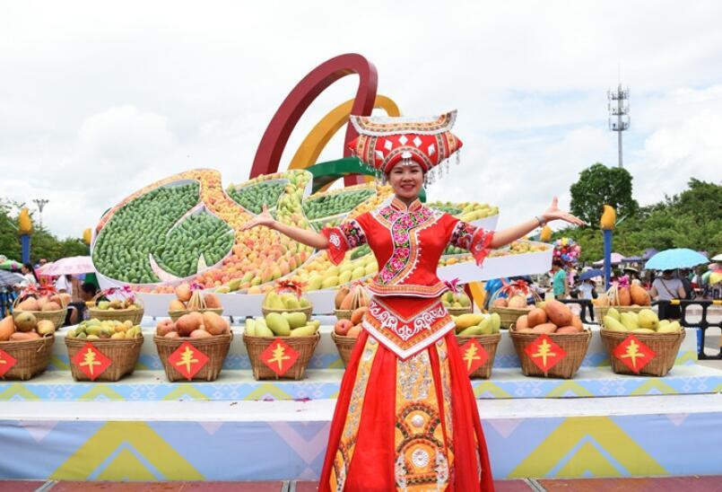 2018百色·田东芒果文化活动月掠影