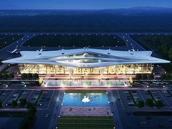 8月5日焦点图:玉林民用机场明年底或将通航