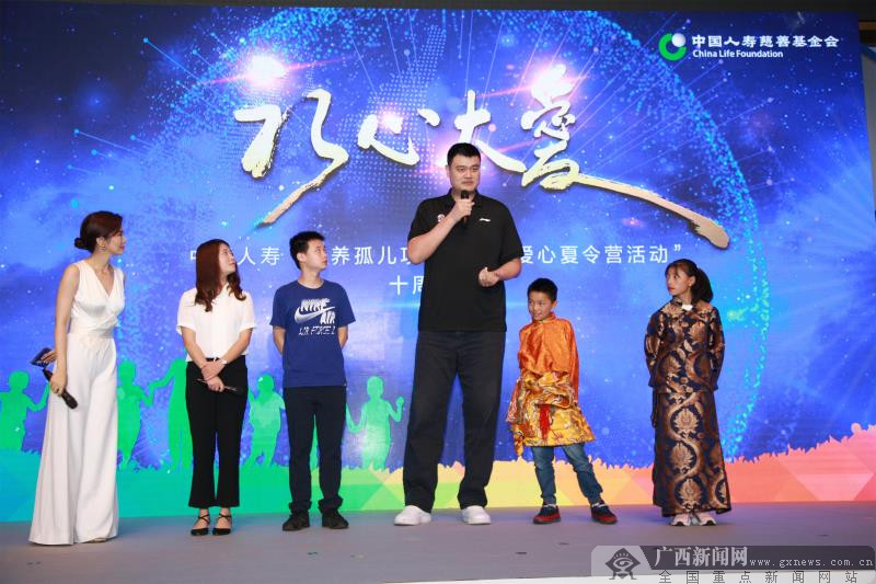 中国人寿助养孤儿十周年回顾活动在京举行