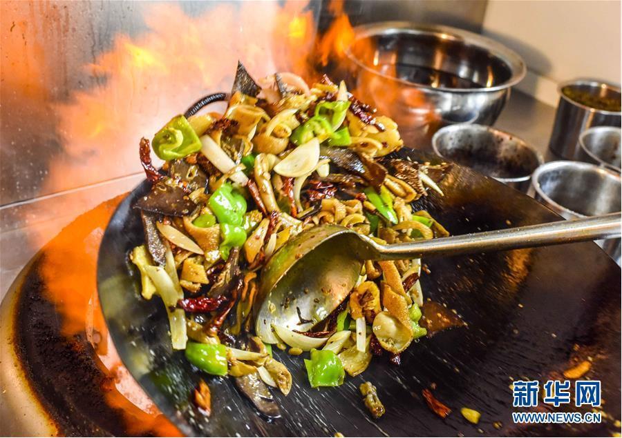 新疆:家乡味道