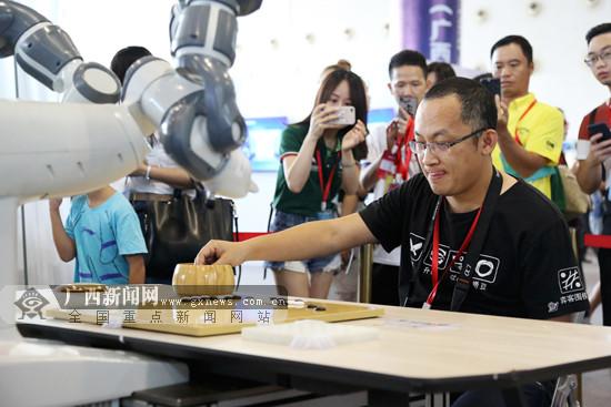 中国围协主席林建超:人工智能促进围棋领域大转型