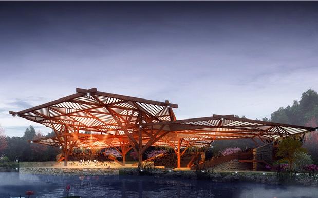 第十二届国际园博会建设进展顺利 将于9月试运行