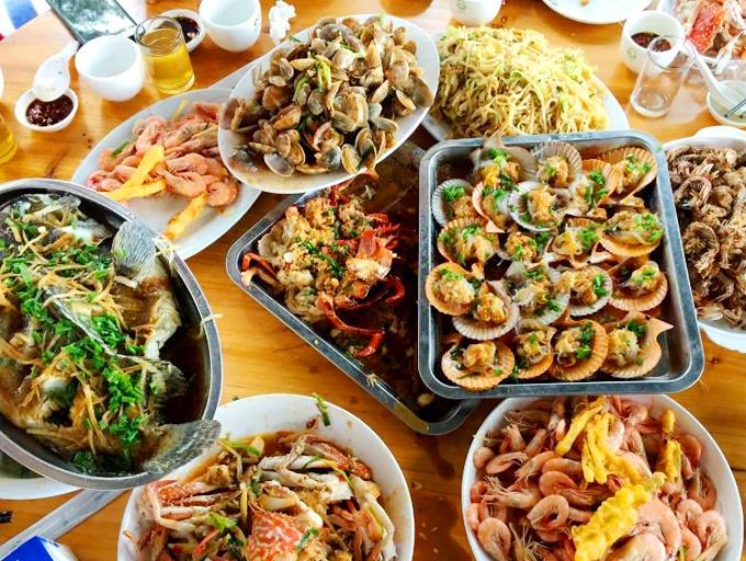 开海啦! 在广西可吃到这些生猛海鲜(图)