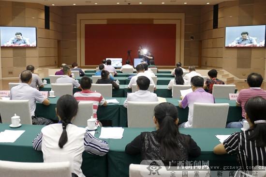 广西将出台残疾儿童康复救助制度实施办法