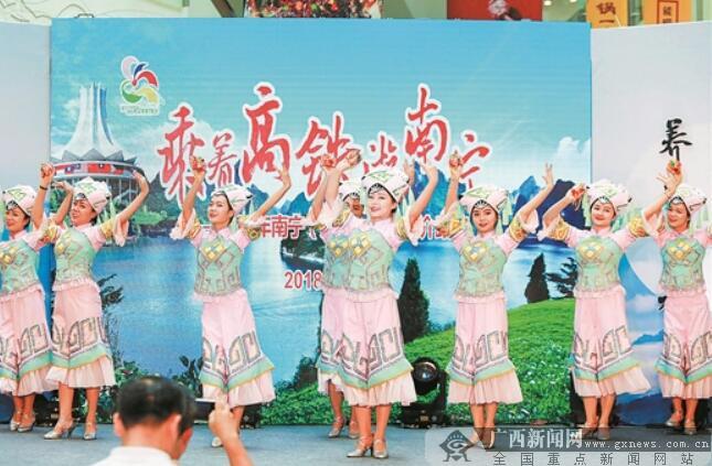 文旅融合催生网红景点 南宁旅游市场持续火爆探因