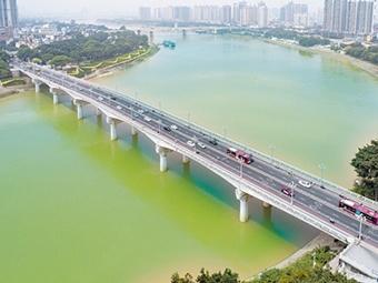 邕江大桥已54岁 建设亲历者述说鲜为人知的点滴