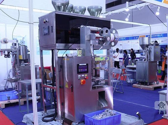 东博会探馆:食品加工及包装机械全自动化(组图)