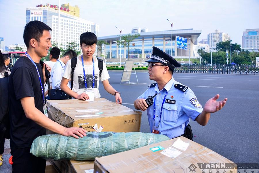 南宁警方出动2万多警力护航第15届东博会、峰会