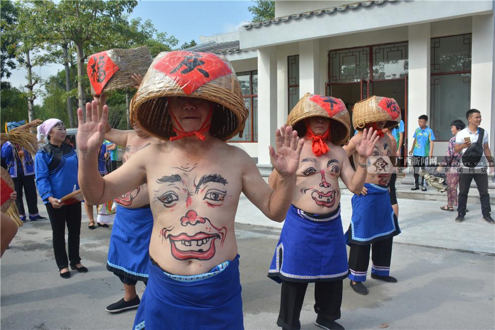"""广西首届""""中国农民丰收节""""启动仪式在百色举行"""