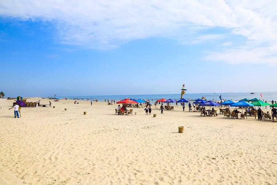 """北海银滩:""""旅游""""+""""生态"""" 解码城市可持续发展路径"""