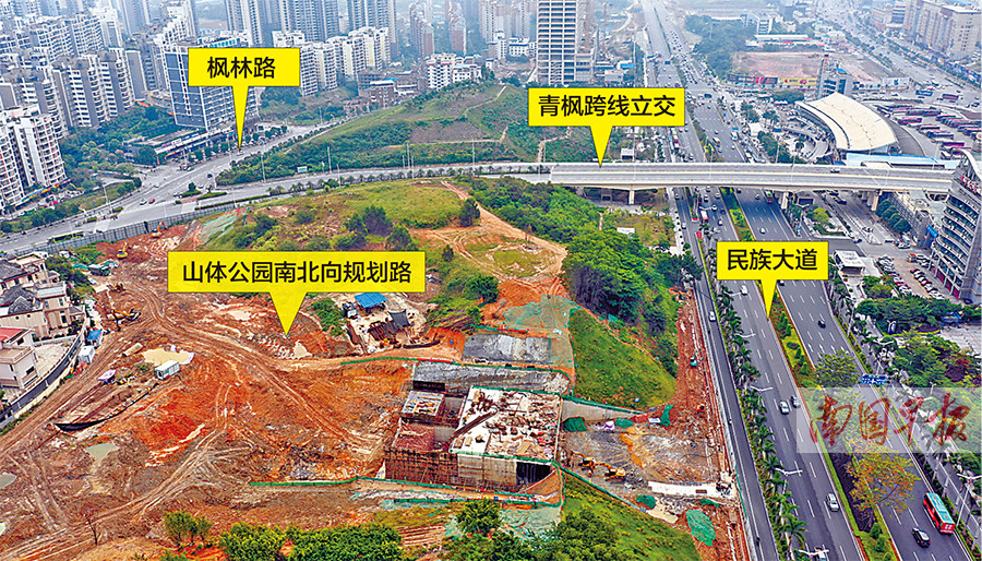 10月12日焦点图:手机pt电子技巧枫林路去民族大道将更便捷