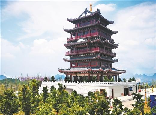 贺州 一座世界寿城的崛起