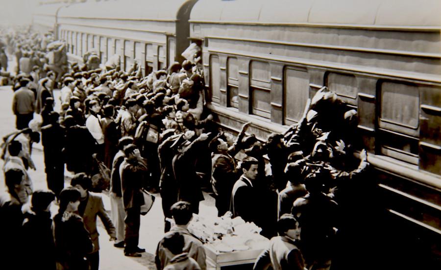 腾飞的广西铁路