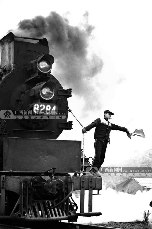 腾飞的广西铁路:火车时速从20公里飙到350公里