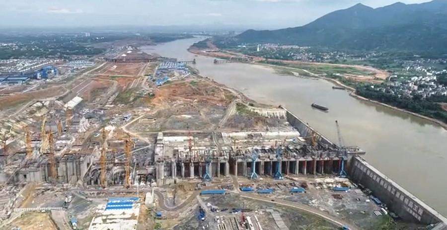 19日焦点图:大藤峡水利枢纽工程等五项目已开建