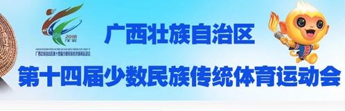 广西壮族自治区第十四届少数民族传统体育运动会