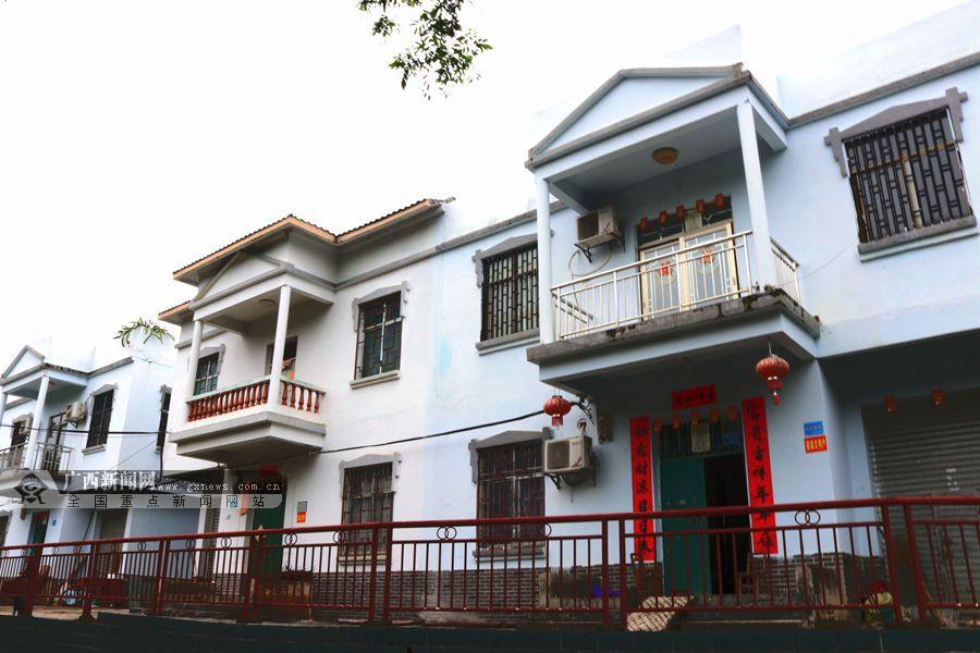 高清图集:探访中国少数民族特色村寨凭祥板小屯