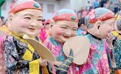 """2018良庆区民俗文化旅游节约您""""嘹嘹啰"""""""