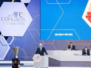 因凡蒂诺再提卡塔尔世界杯扩军