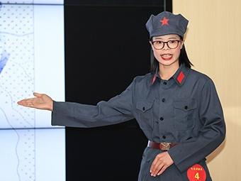 高清组图:广西红色故事讲解员大赛在南宁举行