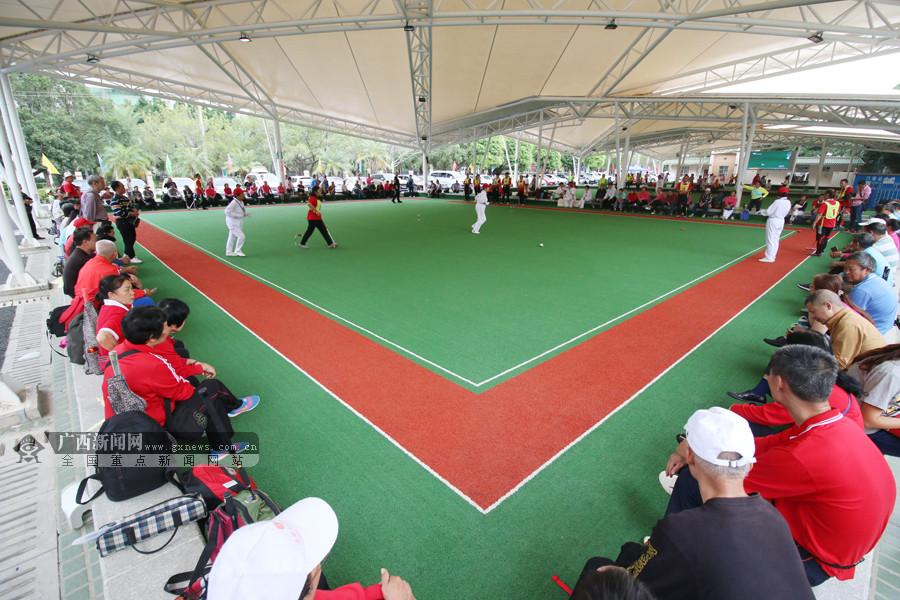 南宁市首届全国门球邀请赛落幕 柳州市队伍获冠军