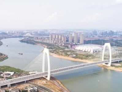 多桥飞架天堑变通途 近5年南宁新增6座大桥(组图)