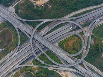 立体交通向东盟