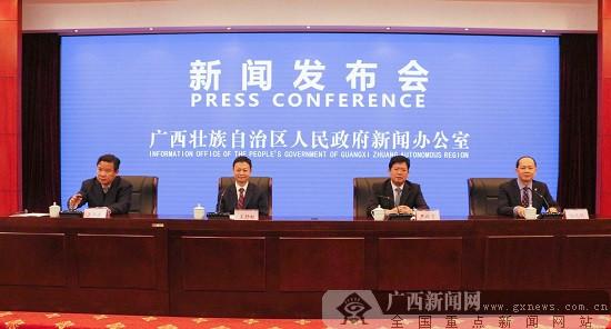 广西计划13年内新建高速8000公里