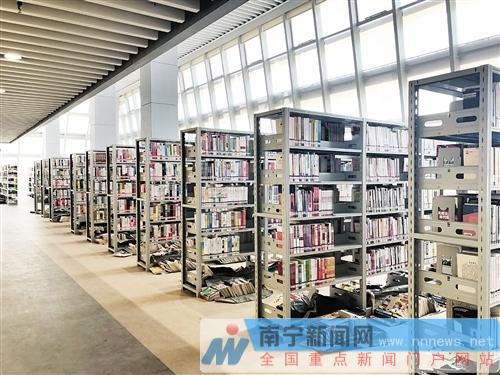 """南宁打通文化服务""""最后一公里"""" 让全民阅读更有温度"""