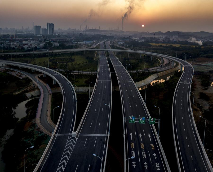 柳州东外环北段12月贯通 从柳北到柳东仅需10分钟