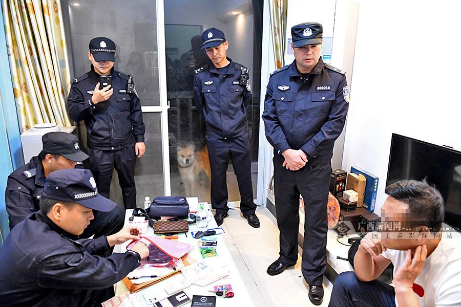 广西严打传销违法犯罪 抓获247名涉传核心成员