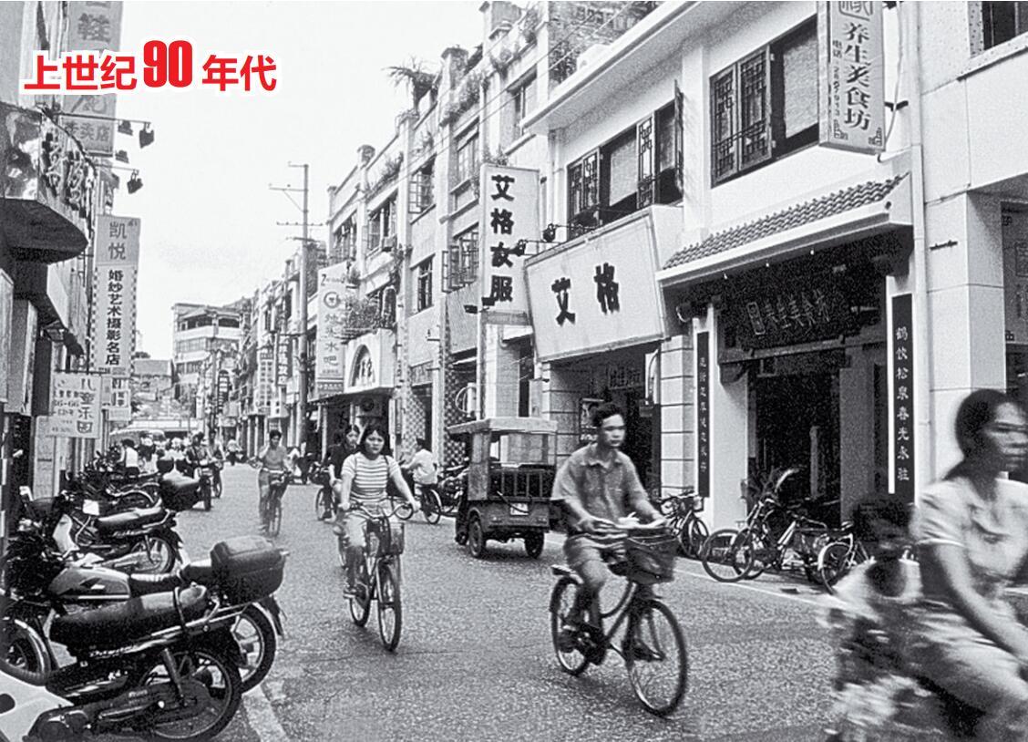 """南宁""""三街两巷"""":古韵遗风道沧桑 老街老巷再回归"""