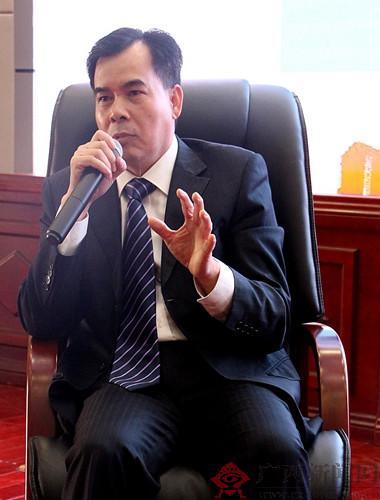 """律协会长讲述""""下海""""经历 畅谈改革体会"""