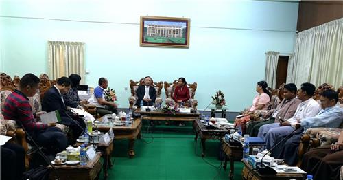 广西科技代表团在缅考察和推进技术转移合作项目