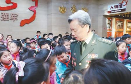 """徐文涛:""""把历史讲进群众心坎里"""""""