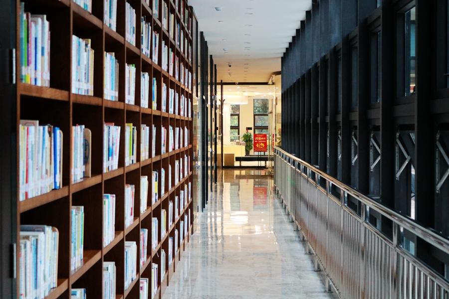 广西图书馆地方民族文献中心:让人沉醉的书香世界