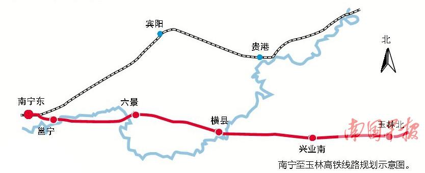 12月13日焦点图 南宁至玉林有望开建高铁图片