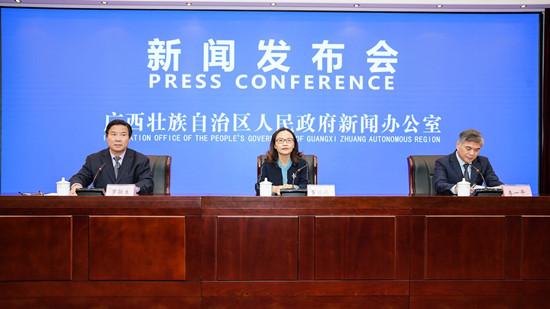 2018年广西加快生态经济发展 产业结构进一步优化