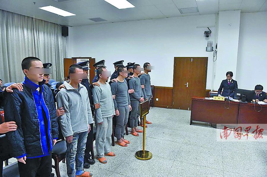 12月27日焦点图:制贩毒品 来宾昔日首富一审被判死刑