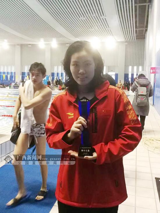 2018全国青年游泳锦标赛收官 威尼斯赌场官网队收获2银3铜