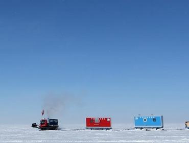 昆仑队16名科考队员安全?#38450;?#21335;极冰盖高原