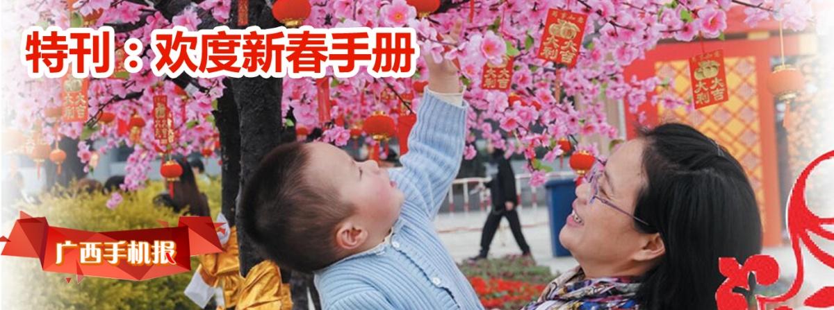 特刊:欢度新春手册