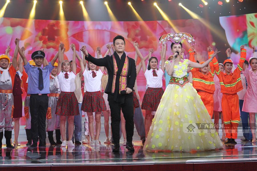 中国梦壮乡情 大年初二听广西人唱自己的歌
