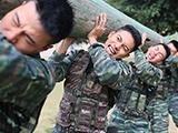 """帅出天际!武警官兵春节练兵""""战味浓""""(组图)"""