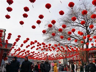 春节假期北京接待游客811.7万人次