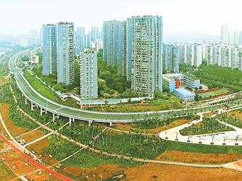 2月16日焦点图:南宁柳沙半岛沿江道路全线通车