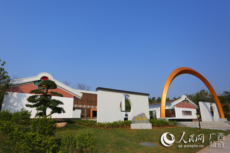 南宁园博园台湾园:禅意禅风塑造中国宝岛风情风物